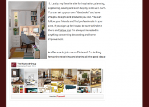 Embed Pinterest Boards on Your Dakno Website