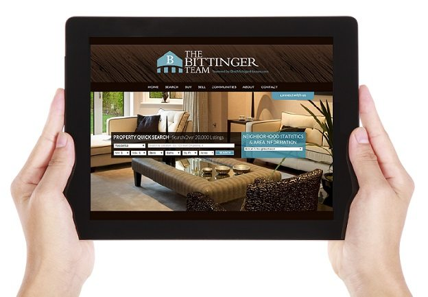 bittinger.com is clean and easy to use.