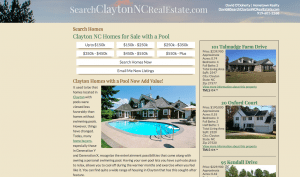 homes-with-pools-searchclaytonncrealestate