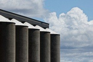 "silo as a symbol of ""silo marketing"""