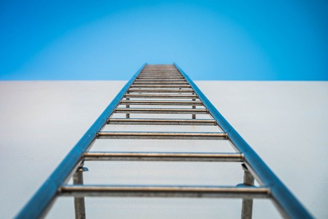 ladder symbolizing your goals