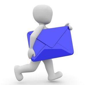 man-sending-email