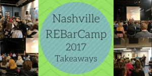 banner showing pictures from nashville rebarcamp 2017