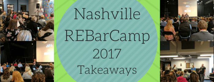 banner showing pictures from nashville rebarcamp 2017