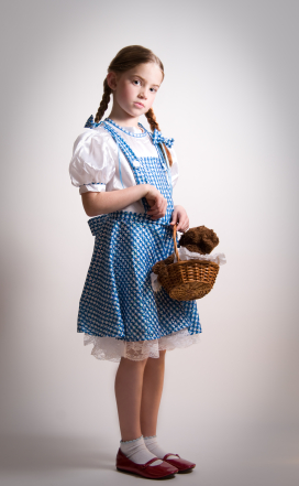 Dorothy of the Wizard of Oz