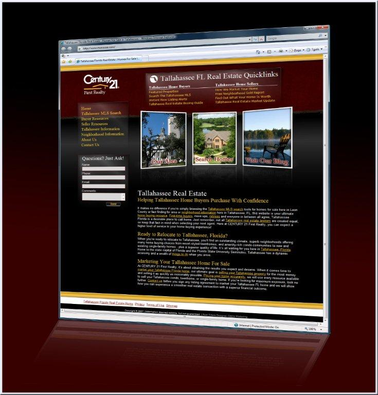 Tallahassee Real Estate Website