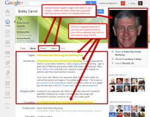 Tips to Optimizing Your Google+ Profile