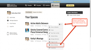 Export Posterous to WordPress-Step-1